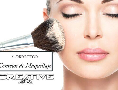 ¿Cómo utilizar el corrector de maquillaje y no fallar?