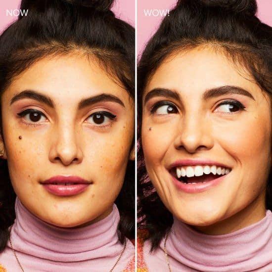 Maquillaje corrector para chicas morenas