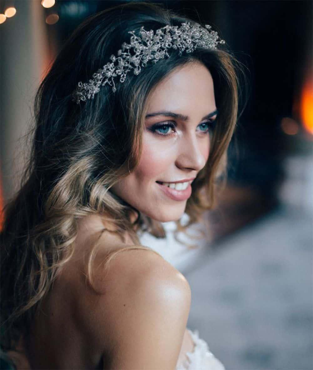 Peinado de novia alicante creative