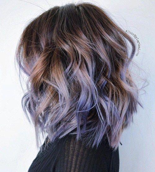 Balayage de colores peluqueria alicante