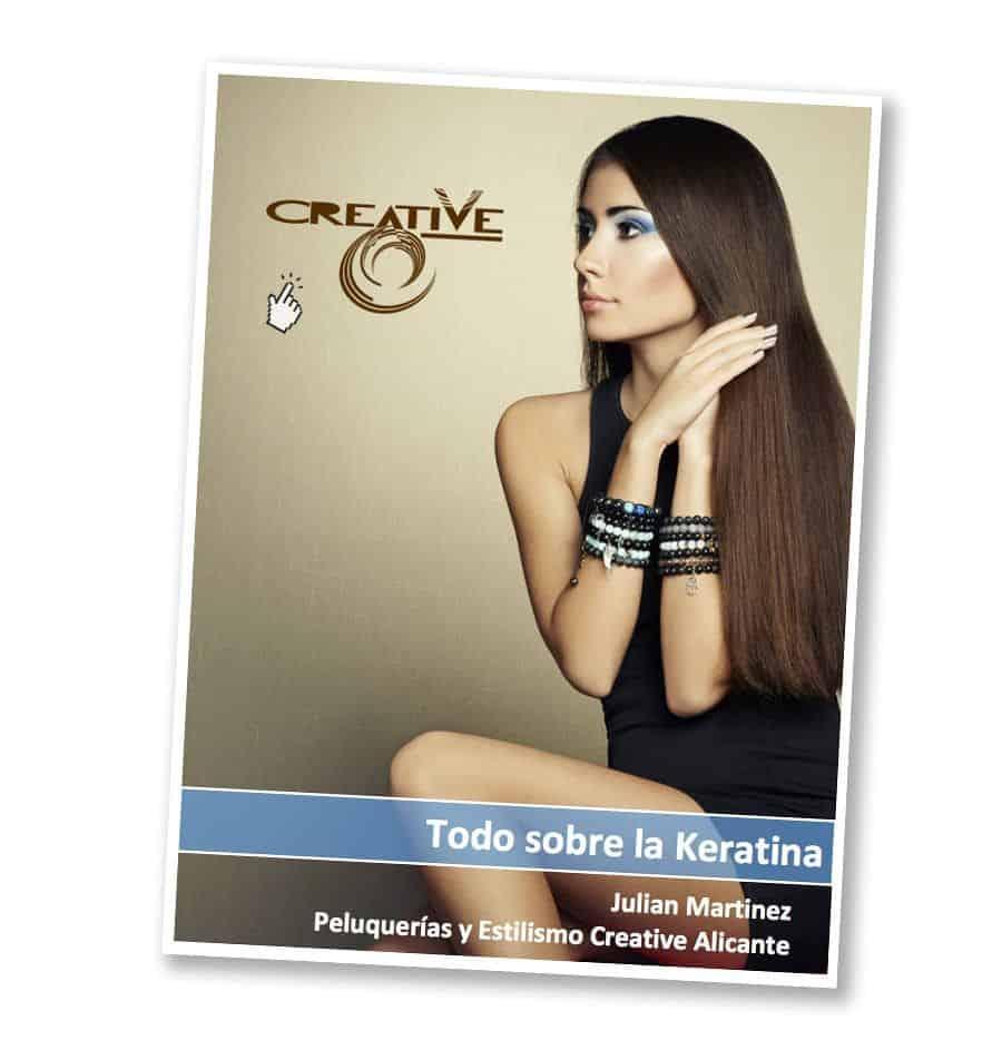 Guía Tratamiento de Keratina en Alicante Peluquería Creative Estilistas
