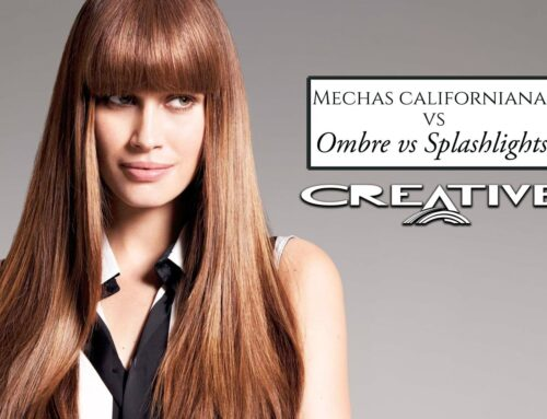 Mechas californianas vs Ombre vs Splashlight