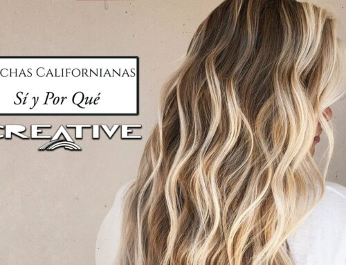 Mechas Californianas sí y porque
