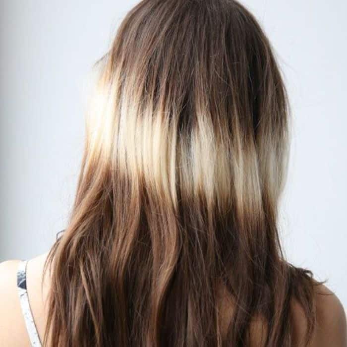 mechas splashlight peluqueria alicante