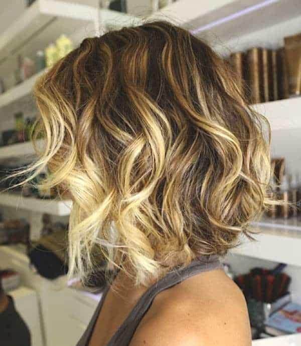Ondas surferas peluqueria de mujer alicante