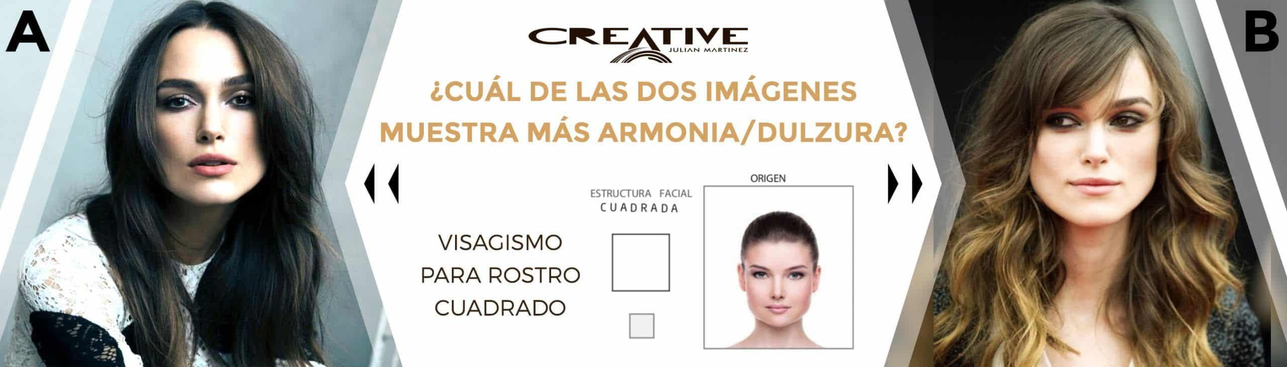 Ficha Visagismo Creative Estilistas Peluquería en Alicante