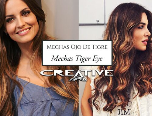 Mechas Ojo de Tigre o Tiger Eye