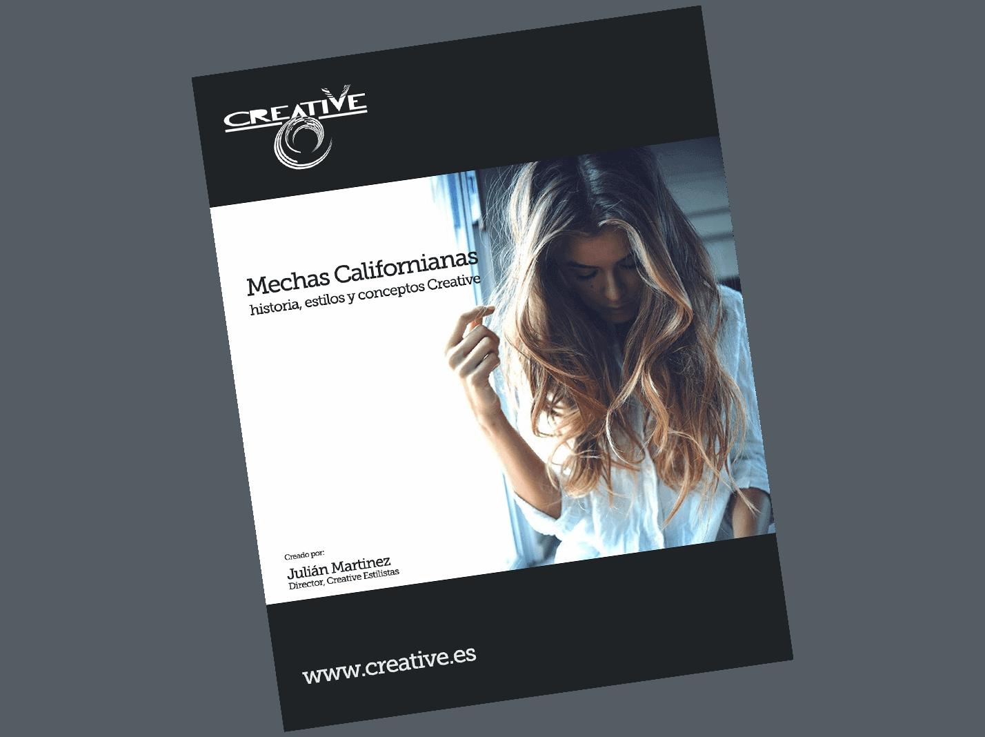 PDF Mechas Californianas Creative Estilistas Peluquería en Alicante