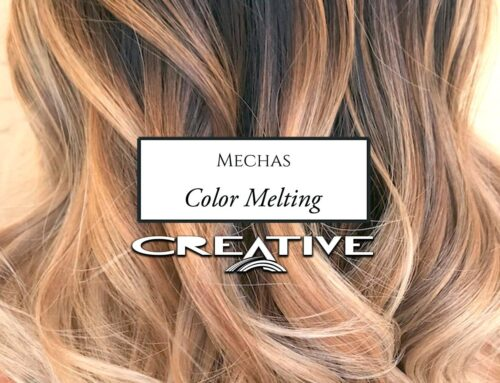Color melting, las mechas más sofisticadas y de tendencia