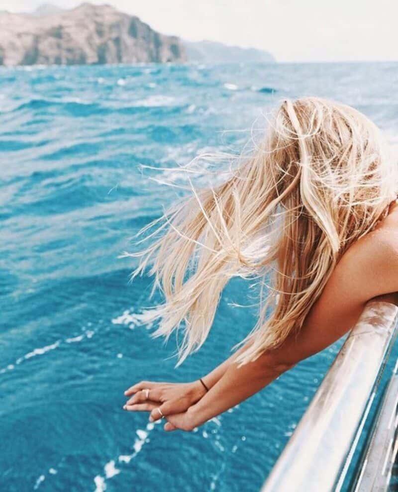 Como cuidar cabello en la playa