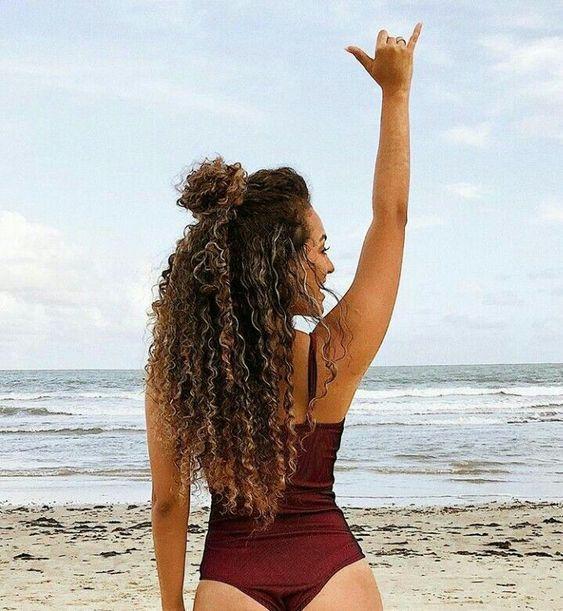 Proteccion solar del cabello