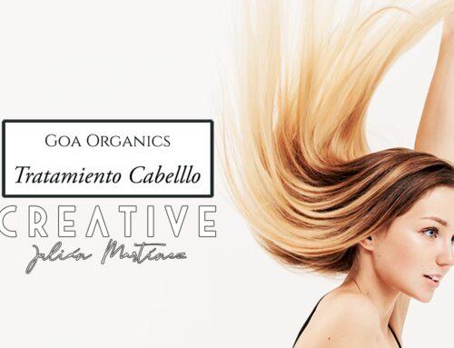 ¿Porqué tu cabello necesita el tratamiento de GOA ORGANICS?