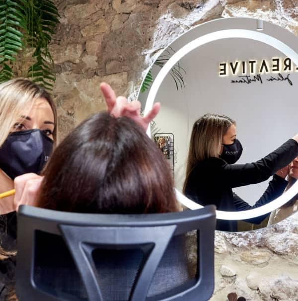 Precios y Servicios Salón de peluquería en Alicante Creative